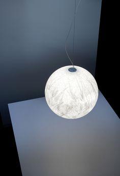 MOON. SUSPENSION LAMP.