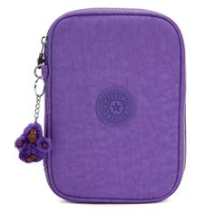 Kipling-USA pen/pencil case in many colors $44