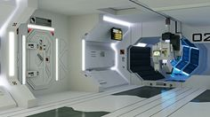 Moon interior final V2 by CubicalMember on DeviantArt