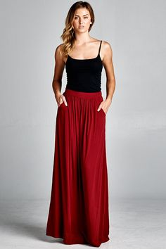 Love red.  A little long for me - would prefer a couple inches above the ankle for my lifestyle. love anything simple with a black tank and jewelry.