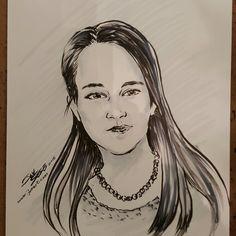 Glamour portrait of Estee Lauder customer