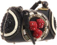 Mary Frances Handbags On Sale Mary Frances Purses, Mary Frances Handbags, Unique Handbags, Unique Purses, Beaded Purses, Beaded Bags, Small Shoulder Bag, Beautiful Bags, Evening Bags