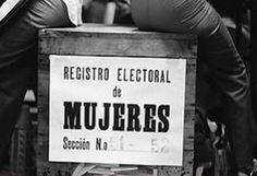 PUEBLA REVISTA: A partir de 1947 el voto femenino será un hecho en...