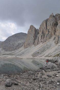 Lago Antermoia, 5 settembre 2012