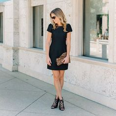 Danielle from @palmbeachlately is head-to-toe perfection in the #camilynbeth 'Clara Dress' #lbd #itstimetogetdressedup