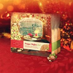 Sweet crunchy delicacy. Traditional Prague wafers.  #christmas #prague #gift #czech