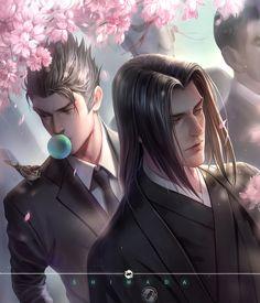 Genji & Hanzo