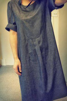 hettie brown: The Grandpa Shirt Dress