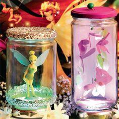 Tes veilleuses magiques - Mes Créations   Disney.fr