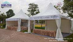 Shelter Tent is working to provide top quality tents and turnkey solutions to customers from all over the world, the hot sale is pagoda tents for sale. Small Tent, Shelter Tent, Gazebo Canopy, Tent Sale, Tent Reception, Golf Instruction, European Tour, Custom Design, Africa