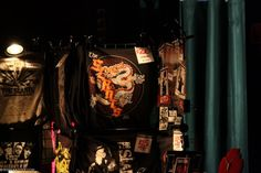 These days, merchandise sales make up a pretty big portion of most touring acts' income....