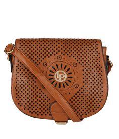 Lino Perros Lwsl00155 Brown Brown Sling Bags, http://www.snapdeal.com/product/lino-perros-lwsl00155-brown-brown/61148722