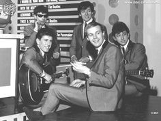 Sixties music - The Hollies- Long Cool Woman In a Black Dress