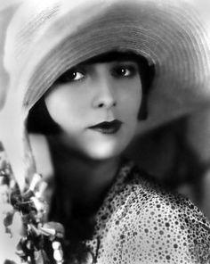 1920's portrait ~ Louse Brooks