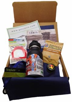 adventure-inspired: What's in the Box? A Closer Look at Cairn, a Monthly Subscription Box for Outdoor Adventurers