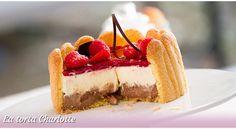 La ricetta della charlotte di Erns Knam suggerita nella seconda puntata di Bake Off Italia in onda su Real Time l'11 settembre 2015