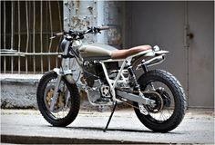 HONDA XR650 | BY DANIEL PETER