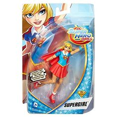 Mattel 6Inch DC Super Hero Girls Action Figure -- Details can be found by clicking on the image.