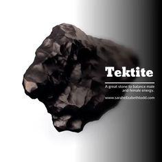 Tektite #crystals #crystalhealing #healingcrystals #tektite