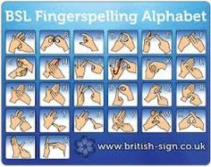 British Sign Language Resources (this one is for mommy! Learn Sign Language, British Sign Language, Library Signs, Education Information, Central Library, Bsl, Deaf Culture, Letter Sounds, Learn English
