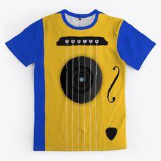 T-shirts with unique designs 24ST.