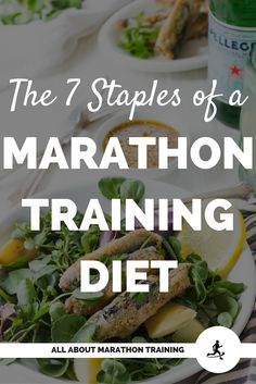 Marathon nutrition doesn't have to be hard. Especially with this comprehensive guideline and my #1 tip.