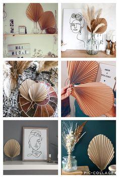 DIY : Des feuilles de palme en papier – Flavie Peartree