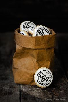 Kanela y Limón: galletas de vainilla / San Valentín