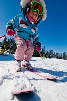 Bei den drei örtlichen Skischulen erlernen die Kinder mit viel Spaß und Freude das Skifahren in Filzmoos