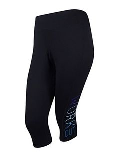 """Product review for Ideology Plus Size Women's Graphic Capri Leggings.  - Ideology's plus size capri leggings have got your style covered from warm-up to workout!       Famous Words of Inspiration...""""Haven't you learned anything from that guy that gives those sermons in church? Captain What's-his-name. We live in a society of laws, why do you..."""