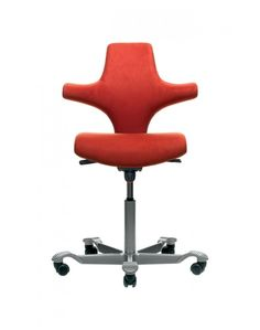 HAG Capisco Chair with Flat Seat