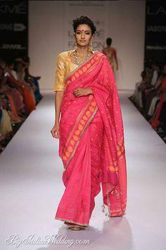 Vaishali S at Lakme Fashion Week Winter/Festive 2014