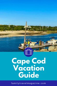 Things to do on a Cape Cod vacation with kids, including where to stay, which Cape Cod towns to visit, where to eat, and ideas for activities in the summer and fall. Cape Cod Vacation, Summer Vacation Spots, Beach Hotels, Hotels And Resorts, Best Vacations, Vacation Destinations, Seaside Motel, Cape Cod Towns