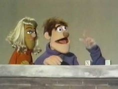 Cover version of the novelty song made popular by Perry Como. Jack (Jim Henson) wants to tell the world about how adorable he finds his girlfriend Adrienne (...