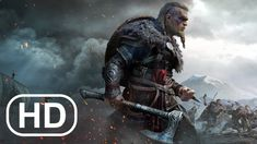 Assassin's Creed Valhalla - All Cutscenes Cinematic (The Movie)