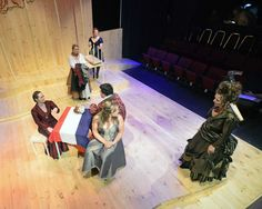 Rep21 - As You Like It July 16-19 Capitol Centre