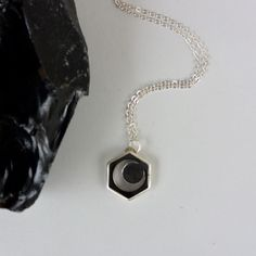Moon Chamer Necklace