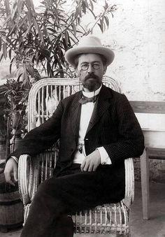 Anton Chekhov. Чехов А.П.