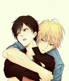 :3 come on izaya you know u like it