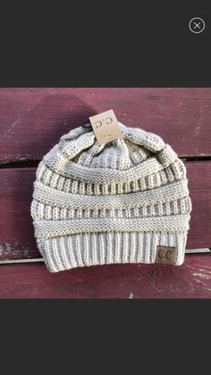 269b3c1413606 C Exclusive Knitted Metallic Beanie