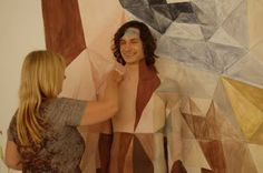 """One woman directed, produced and edited the remarkable Gotye """"Somebody that I used to know"""" music video. http://www.musicvideotheory.com/2011/08/director-natasha-pincus-aust.html"""