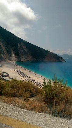 Myrtos Beach Kafalonia.