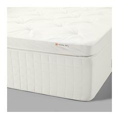 IKEA - HJELLESTAD, Spring mattress, Queen, , An integrated pillowtop with memory foam that molds to your body followed by double layers of pocket springs that give exact support. Just a dream? No, it's HJELLESTAD pocket spring mattress.A thick layer of memory foam in the integrated pillowtop molds to your body, improving blood circulation to both muscles and skin and enabling your body to relax more fully.A soft layer of mini pocket springs contours to the natural curves of your body to…