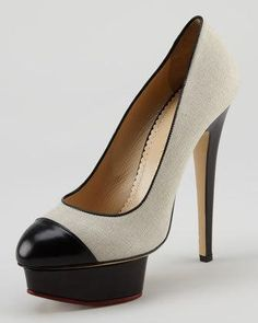 charlotte olympia #heels #shoes #pumps