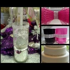 Diamond mesh illusion jewellike super sparkly. Cut by pandorashack, $12.99