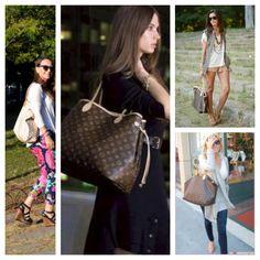 Louis Vuitton Neverfull | A Girl's Best Friend