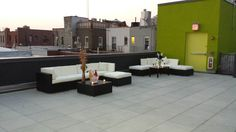 #rooftop space in #NY -
