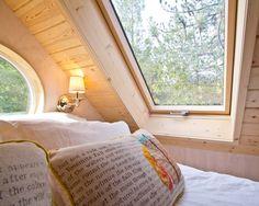 Vina's Tiny House Cozy Loft Area | Sol Haus Design