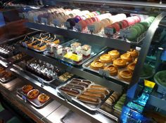 Treats from the Yountville Bouchon Bakery