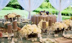 A Country Wedding in the Hamptons